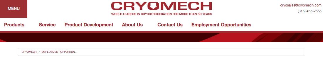 Cryomech